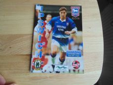 Ipswich Town v Crystal Palace, 1996/97 [CC]